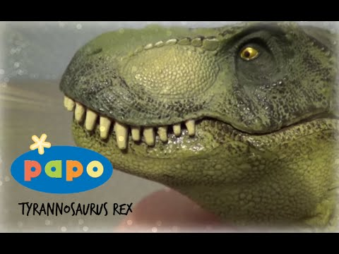 Papo || Tyrannosaurus Rex (Version 1) || Review