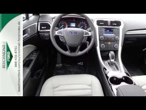 2017 Ford Fusion Cincinnati Dayton Oh C15 2025 Sold