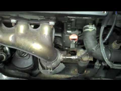 Oxygen Sensors On 2002 Ford Taurus Youtube