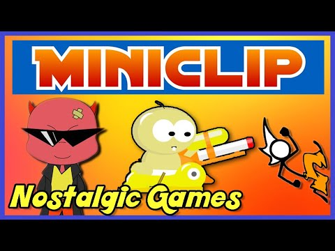 MINICLIP   Nostalgic Flash Games [Highlights]