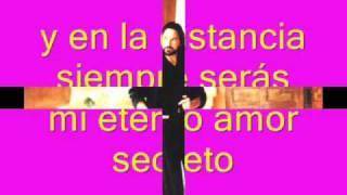 Mi Eterno Amor Secreto-Marco Antonio Solis