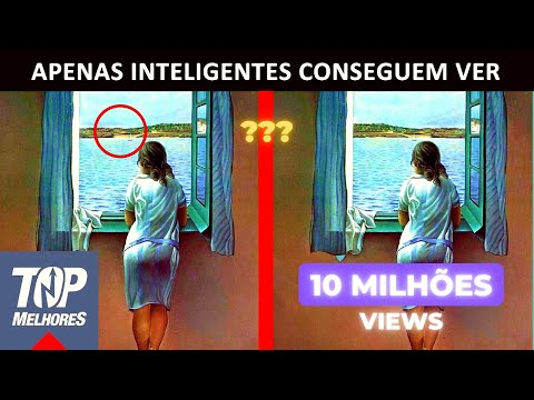 7 Fotos para Testar Sua Inteligência