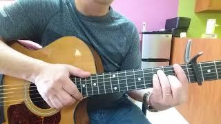 Hướng dẫn intro, hòa âm và đệm guitar bài.  Mười Năm Yêu Em. TTT. By Ns. Tien Nguyen.