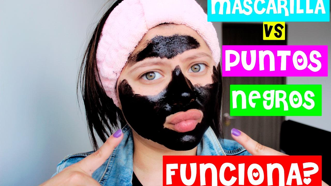 Como usar la mascarilla negra yanzhimei
