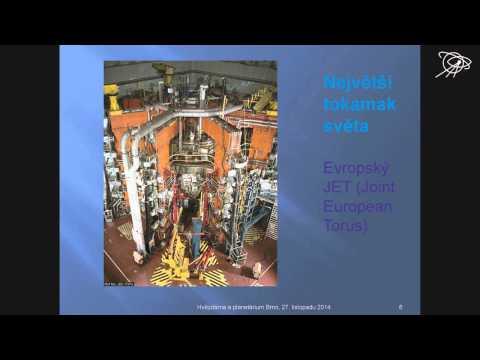 Milan Řípa, Řízená  termojaderná fúze aneb Cestou je ITER