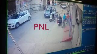 Gangwar in phagwara punjab