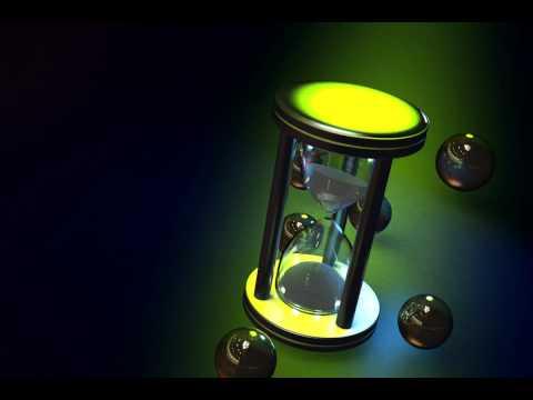 sand clock turntable-modo.mov