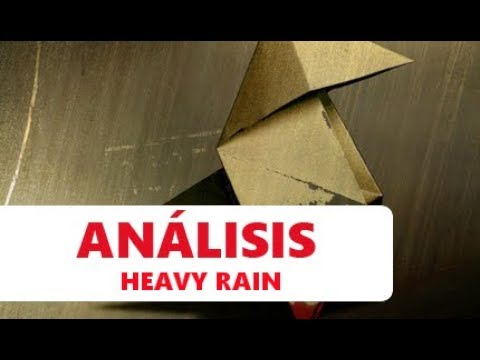 Vídeo análisis / review Heavy Rain - PS3