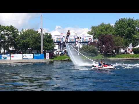 Flyboard dans une piscine doovi for Club piscine valleyfield