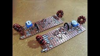 Homebrew 80/40m SSB/CW Rig - #3 Double Balanced Mixer (DBM)