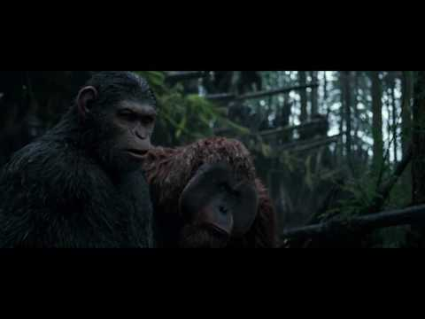 War for the Planet of the Apes | 'Humans ITV Ad Break' | Official HD Video 2017