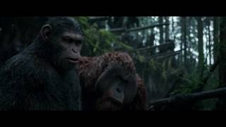 War for the Planet of the Apes   'Humans ITV Ad Break'   Official HD Video 2017