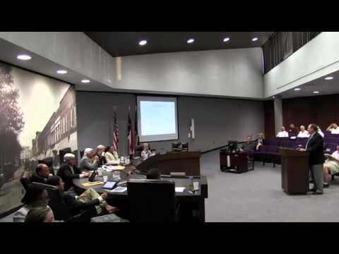Hickory (NC) City Council Meeting - June 4, 2013