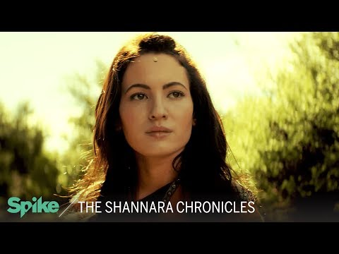 Meet Eretria Ivana Baquero  The Shannara Chronicles: Now on Spike TV