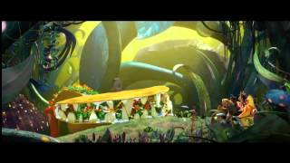 Cloudy 2/Облачно...2 Official Theatrical Trailer HD (Megalicense)