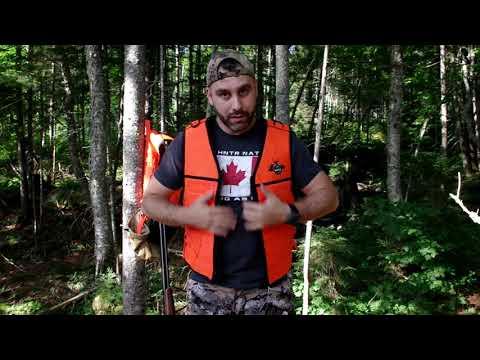 Review veste de chasse Traktiq
