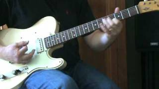 Sweet Home Chicago/Blues Basics (tutorial) - by Tonedr
