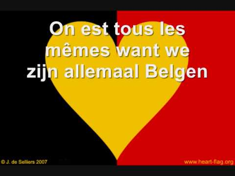 Clouseau - Leve België - Lyrics