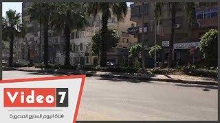 النشرة المرورية  سيولة فى الحركة بمعظم محاور وميادين القاهرة والجيزة