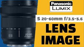 Panasonic Lumix S 20-60mm f:3.5-5.6 Lens Image