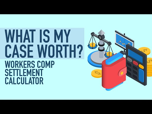 Workers Comp Settlement Calculator - What Is My Case Worth? - YouTube