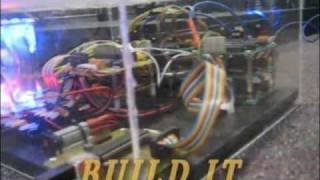 Engineering TradeFair 2008 at UOW