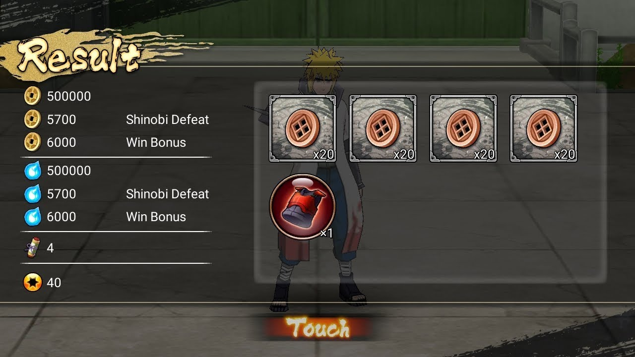 PROOF! Get Rare Fortress FAST (& Check-In) - Naruto X Boruto Ninja Voltage