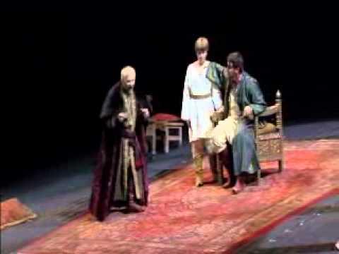 Peter Bronder in Boris Godunov (1)
