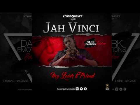 Jah Vinci - My Lover & Friend [Dark Emotions Riddim] (Dancehall 2017) {Konsequence Muzik}