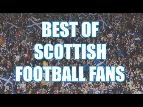 The best of scottish football fans