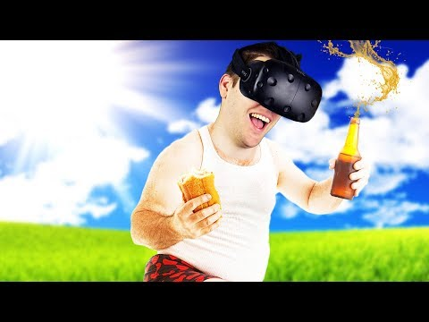 Foolish Stunts! - Hold My Beer Gameplay - VR HTC Vive