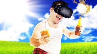 Foolish Stunts! - Hold My Beer Gameplay - VR HTC Vive