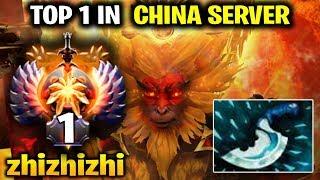 zhizhizhi TOP 1 CHINA with Monkey King Blink Build