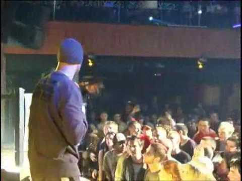 Klashnekoff & Kyza - Live Performance Pt 2 (2004)