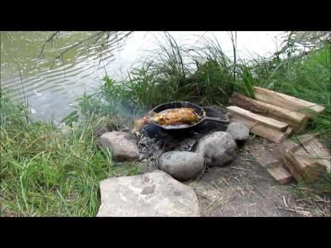 Fish Fry At My Catfish Camp