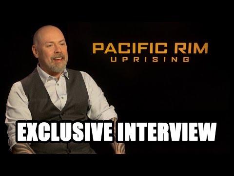 Pacific Rim Uprising - Steven S. DeKnight Exclusive Interview