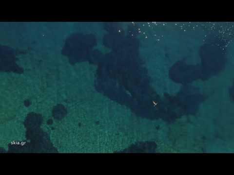 Peninsula,Agia Pelagia,Crete Dji3 Pro Phantom Drone 4K
