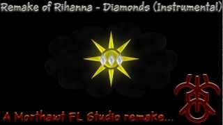 Rihanna - Diamonds Instrumental Remake + MP3 Download