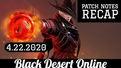 Black Desert Online [BDO] Infinite Potions, Caphras Buffs, Sailing Buffs, Patch Notes Recap