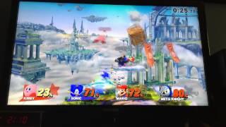 Super Smash Bros. for Wii U - Part 3 - King Saint Joins the Battle!