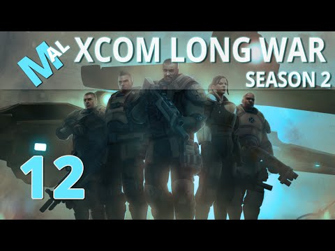 [S2] XCOM Long War Impossible Let's Play - Friends In Low Places Part 12