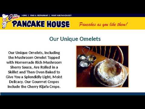 Original Pancake House Coupons