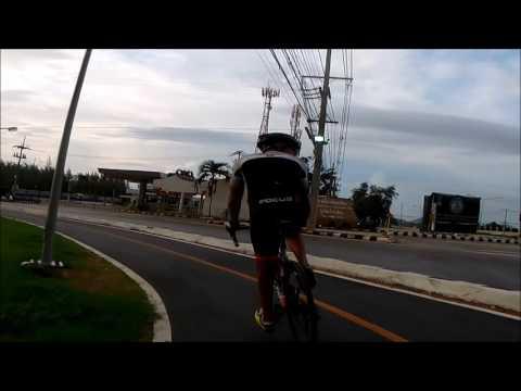 Hua Hin - Khao Tao Bike Lane