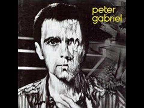 Peter Gabriel Intruder