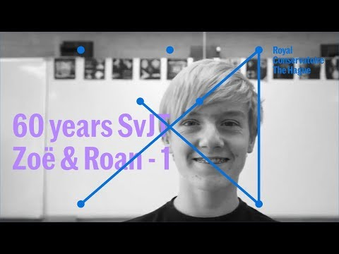School Voor Jong Talent 60 Jaar - Zoë U0026 Roan: Even Voorstellen