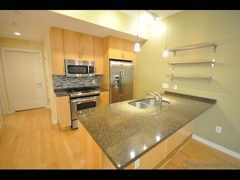 downtown columbus ohio 1 bedroom garden apartment for lease - youtube