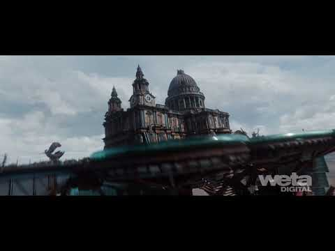 Mortal Engines VFX | Breakdown - London | Weta Digital