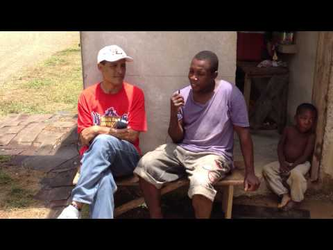 Walkabout Interviews in Cusuna, Honduras