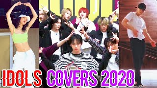 Kpop Idols Dance Other Group Songs of 2020! - Kpop Talent