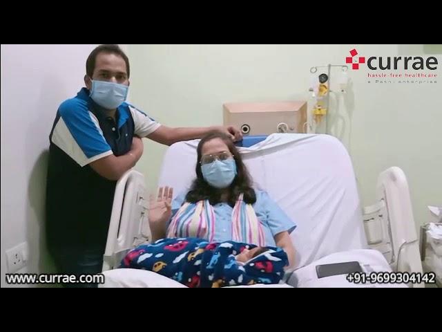 Pt. Suchi Shukla   Birthing   Dr. Sujata Rathod   Currae Hospitals